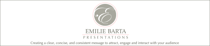 Emilie Barta Presentations – Host | Spokesperson | Presenter | Virtual Emcee | Consultant for trade shows, conferences, meetings, webinars, webcasts, virtual events, hybrid events, video